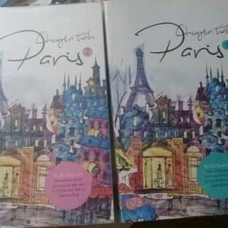 Chuyện tình Paris của kesach tại Yên Bái - 3217442