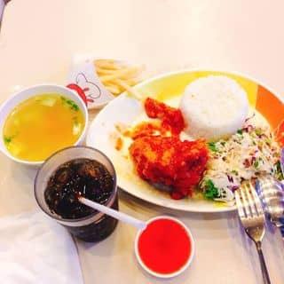 Cơm gà bbq + cơm gà chua ngọt của thuyhien20 tại 2 Phan Đình Phùng, Thành Phố Hà Tĩnh, Hà Tĩnh - 1111004