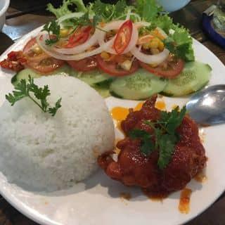 Cơm gà chua ngọt của daothanhthaoo tại 1/76 Ngô Gia Tự, Tổ 7, Khu 12, Chánh Nghĩa, Thị Xã Thủ Dầu Một, Bình Dương - 2226152