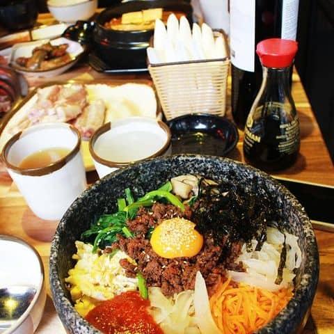 Các hình ảnh được chụp tại Gogi House - Quán Nướng Hàn Quốc - Trung Hòa