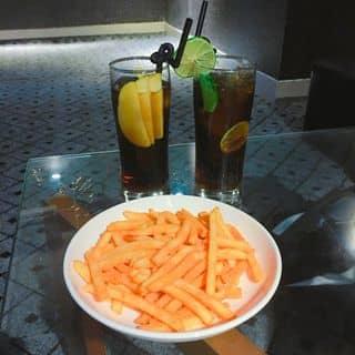 Quán ăn, xem phim