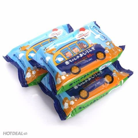 Combo 3 Gói Khăn Giấy ướt Nhật Bản Tại Showa Shop Của Akinguyen3 Lozi