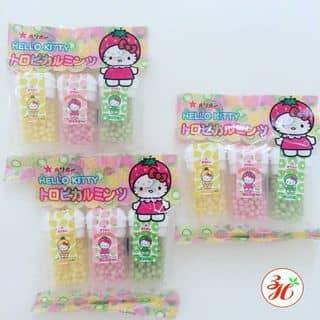 Combo kẹo Hello Kitty trái cây xách tay Nhật của diemphu tại Hồ Chí Minh - 3454379