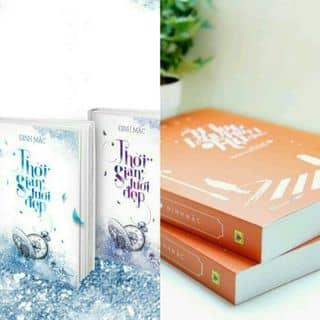 Combo Mạc phụ hàn hạ và Thời gian tươi đẹp (Đinh Mặc) của july_anh_thu tại Bình Phước - 2898637