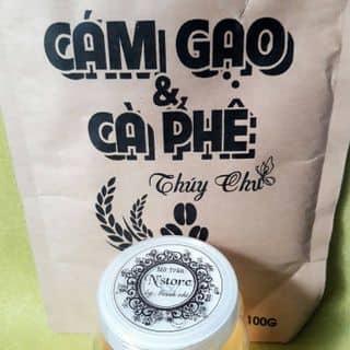 Combo mỡ trăn và cám gạo cà phê nguyên chất của ngankim446 tại Lê Văn Việt, Hiệp Phú, Quận 9, Hồ Chí Minh - 3596270