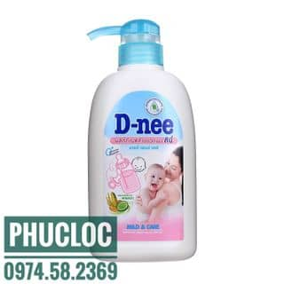 Combo nước rửa bình sữa Dnee của quangngaihangthai tại Quảng Ngãi - 3097114