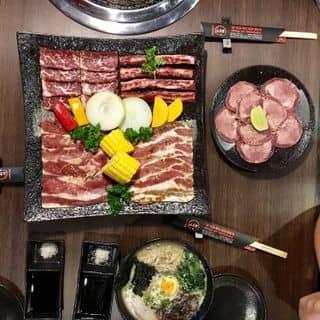 Combo thịt trong set gia đình của gemibea2205 tại 105 Ngô Quyền, phường 11, Quận 5, Hồ Chí Minh - 3357434