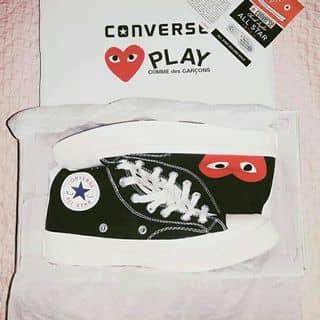 Converse Comme des Garcon size 38 #cunguoimoita của tranngan89 tại Chợ Trà Vinh, phường 3, Thị Xã Trà Vinh, Trà Vinh - 3378587