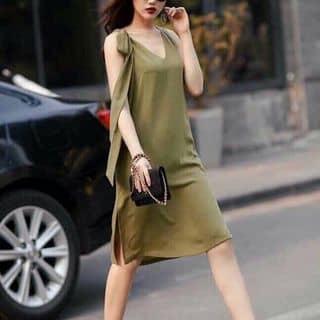 ••• Đầm suông voan rêu diện mùa hè đẹp tuyệt   của doquyen139 tại Hồ Chí Minh - 3848053