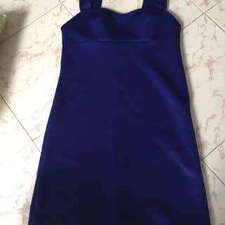 Đầm xanh chất mềm dầy dặn của ngovananh1012 tại Hồ Chí Minh - 3306028