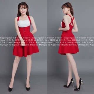 Đầm xoè dự tiệc sang trọng của letran120 tại Quảng Ngãi - 3864522