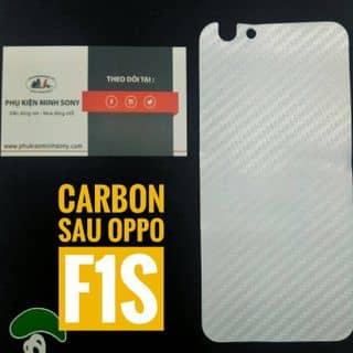 Dán carbon sau OPPO F1s của minhsony tại Lê Văn Phẩm, Phường 6, Tiền Giang - 3473820