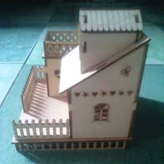 Đèn hình nhà của deeq tại Lâm Đồng - 3568570