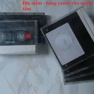 Đĩa mềm và băng cassette của huanledam tại Phú Yên - 2096356