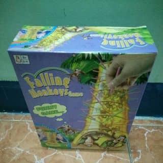 Đồ chơi rút khỉ (Falling monkeys Games)  của nguyentrung1164 tại Quảng Ngãi - 3611126