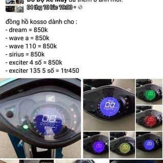 Đồ chơi xe máy của anhminh577577 tại Shop online, Huyện Nghi Xuân, Hà Tĩnh - 1193352