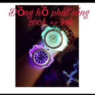Đồng hồ phát sáng của khanhdiep0108 tại Ninh Bình - 2479545