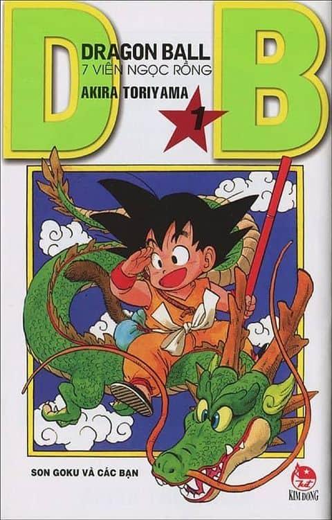 Dragon Ball - 7 viên ngọc rồng (trọn bộ 42 tập)