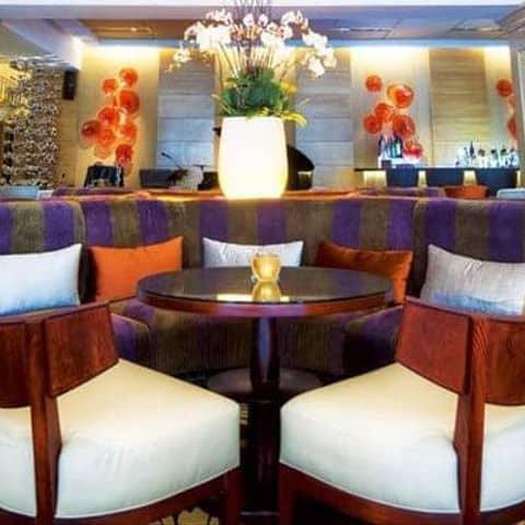 Flo Lounge Equatorial Hotel Quận 5 Lounge Lozi