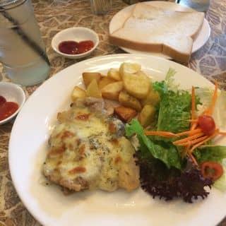 Gà phô mai + khoai tây của dungomachi2001 tại 95 Pasteur, Bến Nghé, Quận 1, Hồ Chí Minh - 3371181