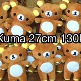 Gấu kuma của mynnguyen tại Phú Thọ - 3286806