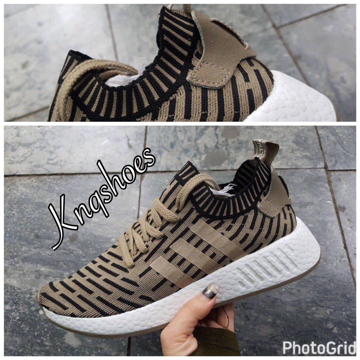 Adidas Nmd R2 Pk Black Wm Size 9.5(men 8.5)Ultra Boost BA7239
