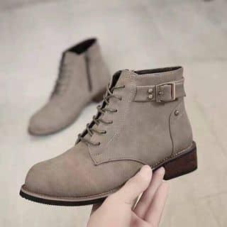 Giày boot của honghaushop tại 69, 30 Tháng 4, Thành Phố Mỹ Tho, Tiền Giang - 1643767