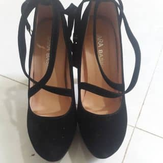 Giày cao gót buộc dây của tranphuong758 tại Ninh Thuận - 3658158