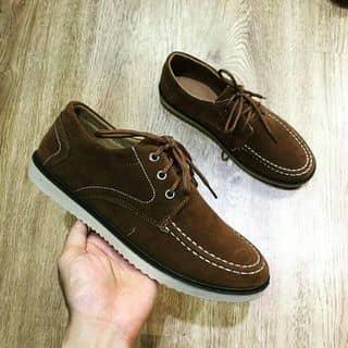 giày da lộn nam giá siêu sale của levinhh tại Thừa Thiên Huế - 3429730
