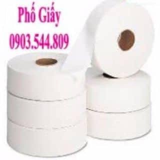 Giấy vệ sinh cuộn lớn của levyphogiay tại Hồ Chí Minh - 3852434