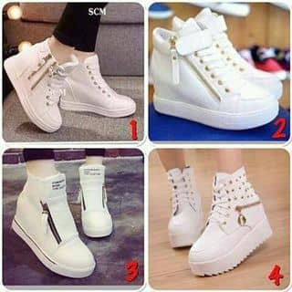 Giày White Pull&bear VNXK cực đẹp của chillynguyen1 tại Ninh Bình - 2458483