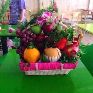 giỏ trái cây 😍 của phamdi7 tại Trần Đại Nghĩa, Phường 4, Thành Phố Vĩnh Long, Vĩnh Long - 2259237