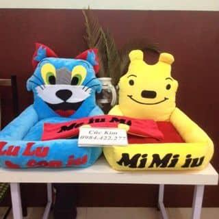 Giường bông cho thú cưng mẫu theo yêu cầu của kimcuc47 tại Thanh Hóa - 2488327