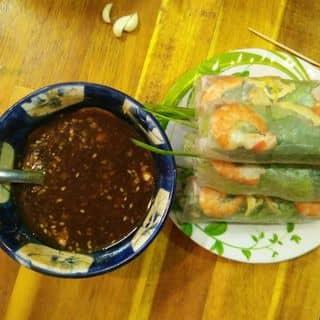 Gỏi cuốn tôm thịt của uyentran60 tại 217 Nguyễn Công Phương, Nghĩa Lộ, Thành Phố Quảng Ngãi, Quảng Ngãi - 960363