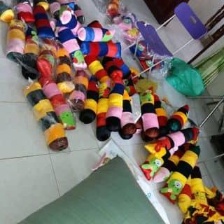 Gối ôm con sâu của cogiaonho3 tại 218 Tân Quý, Tân Quý, Quận Tân Phú, Hồ Chí Minh - 3408423