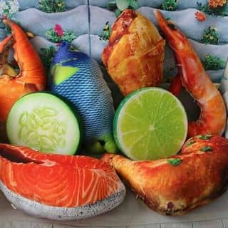 Gối thức ăn 3D. của trannguyennanla tại Kiên Giang - 2259950
