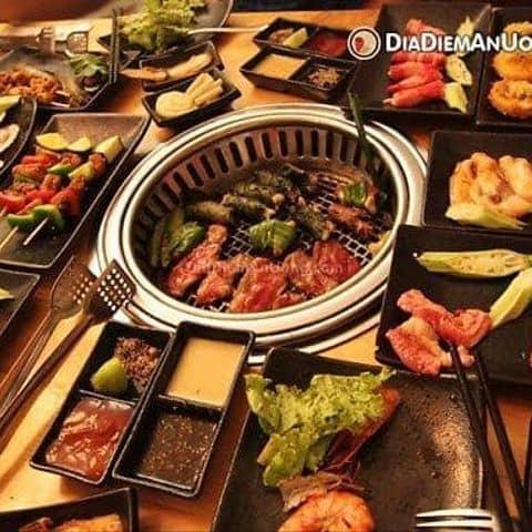 Các hình ảnh được chụp tại Hana BBQ & Hot Pot Buffet - Quận 2