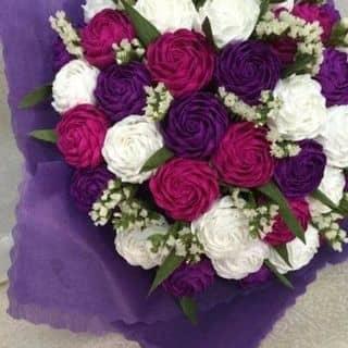 Hoa hồng giấy nhún của thi156 tại Hậu Giang - 2643069