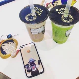 Hồng trà kem dừa - trà chanh leo kiwi của kem.ak.ao.thoi tại 145 Lương Văn Tụy, Thành Phố Ninh Bình, Ninh Bình - 595693
