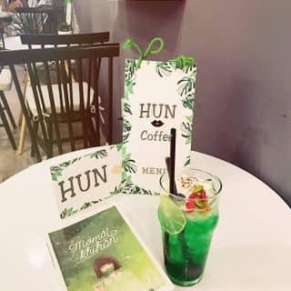 HUN COFFEE - Soda Bạc Hà của edwintan32 tại 01 Pasteur, phường Nguyễn Thái Bình, Quận 1, Hồ Chí Minh - 3456268