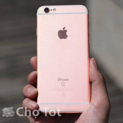 IPhone 6s plus vàng hồng