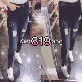 Jeans của oanhmon720 tại 69, 30 Tháng 4, Thành Phố Mỹ Tho, Tiền Giang - 1761822