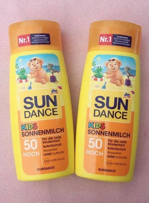Lợi ích mang lại khi người lớn dùng kem chống nắng trẻ em - 1