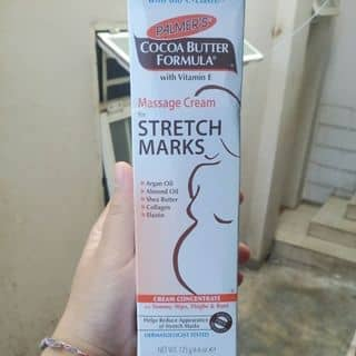 Kem chống rạn da Palmer's Cocoa Butter Formula Massage Cream For Stretch Marks của thyoc tại Lâm Đồng - 3126992