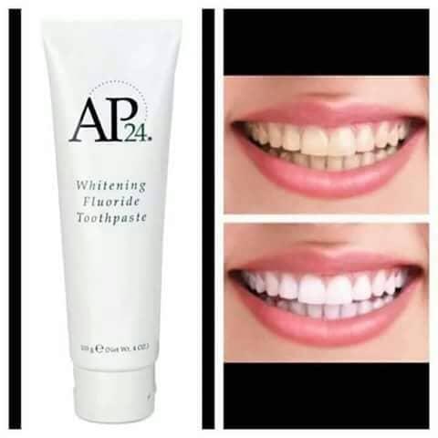 Kết quả hình ảnh cho Kem đánh răng ap24