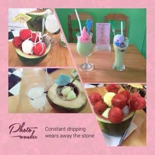 Kem quả dừa + Kem dưa hấu + Kem bơ Đà Lạt của manhhtc16 tại Thái Bình - 719570