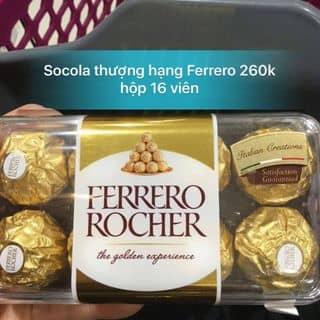 . Kẹo sôcôla thượng hạng Ferrero của songoc2 tại Shop online, Thị Xã Bà Rịa, Bà Rịa - Vũng Tàu - 4200019