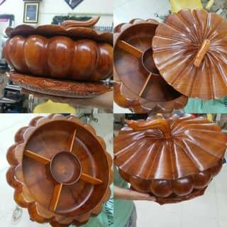 Khay đựng mứt quả bí của nguyenvan732 tại Hồ Chí Minh - 2412361