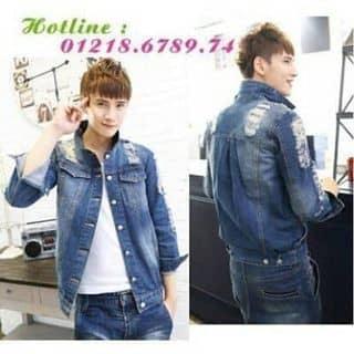Khoác jeans của linhquoc3 tại Sóc Trăng - 2418599