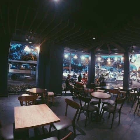 Các hình ảnh được chụp tại Saigon Cafe - Đồng Khởi